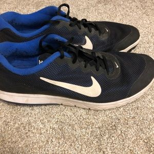 Nike Blue Running Shoes Size 13